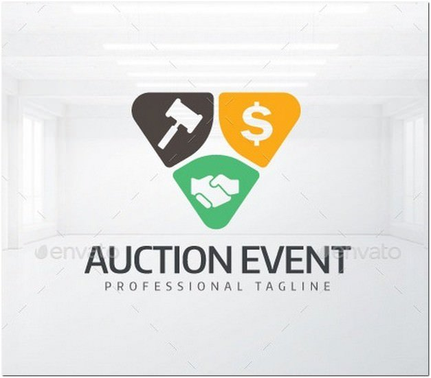 Auction Event Logo