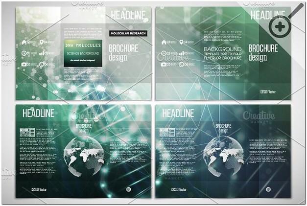 40 Tri-Fold Brochures