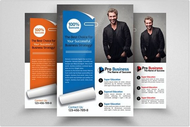 Business Analyst Flyers