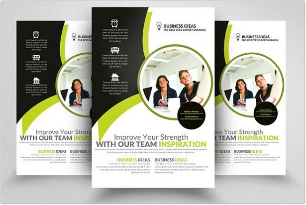 Business Analyst Flyer