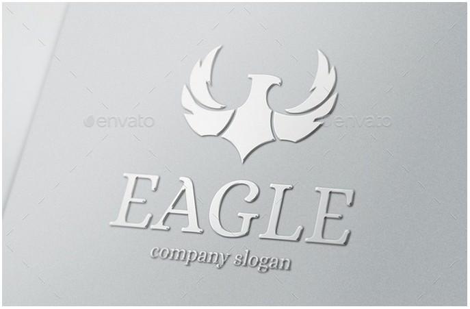 Business Eagle Logo
