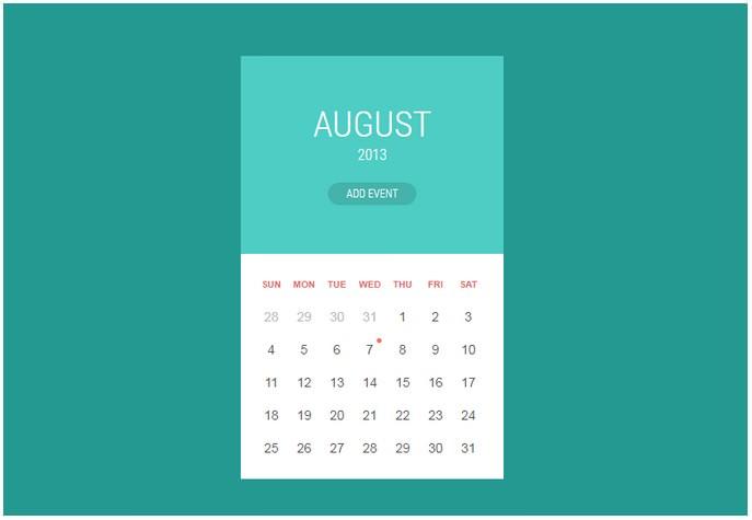 Calendar A Pen By Sam Markiewicz