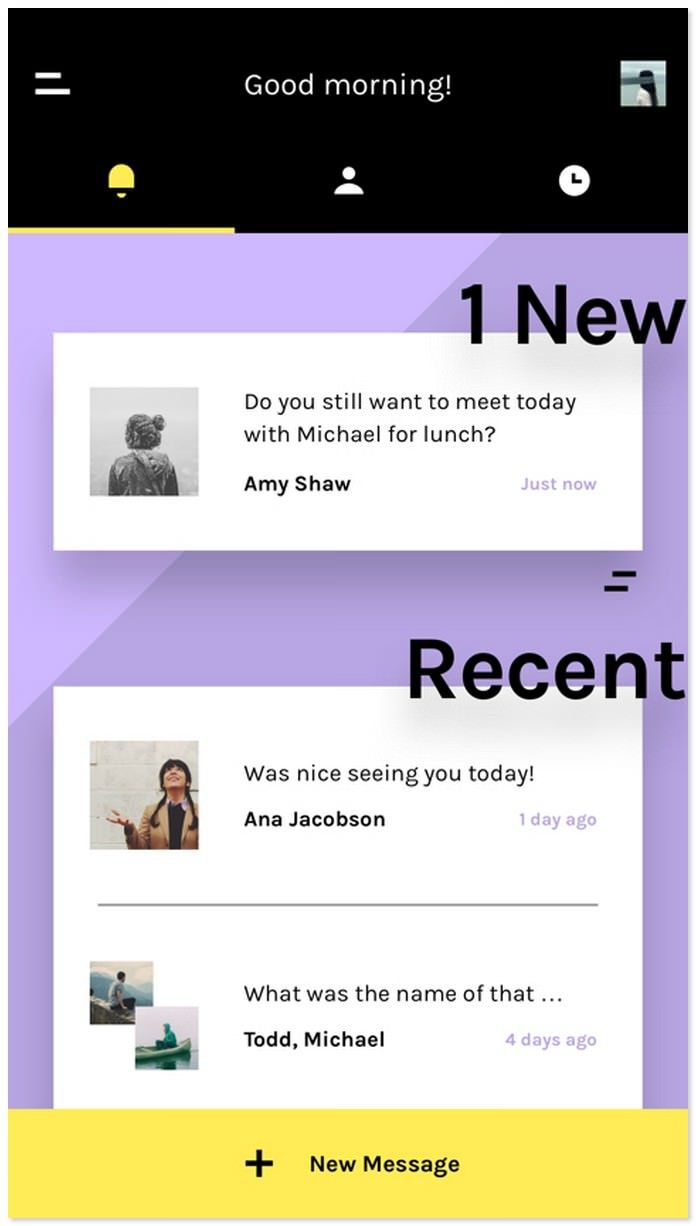 Chat By invision App