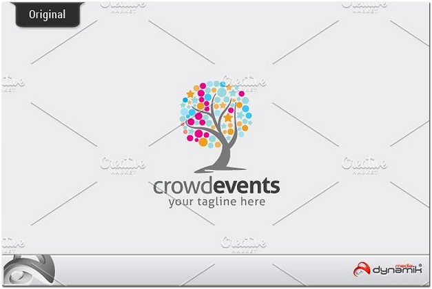 Crowd Events - Logo