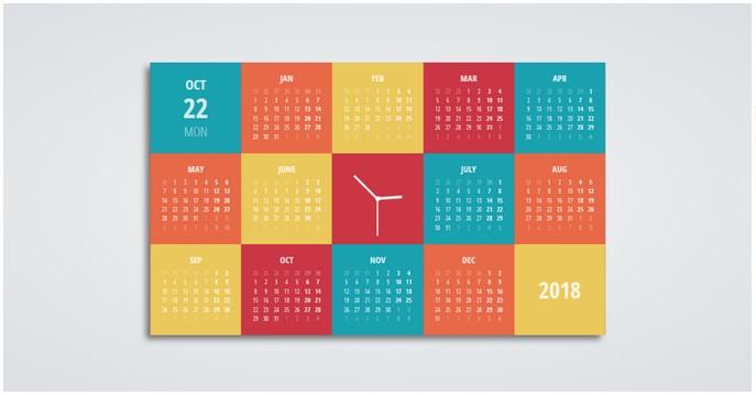 DailyCssImages – Day 9. Calendar