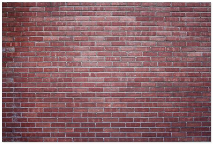 Dark Brick Texture Wall background old structure