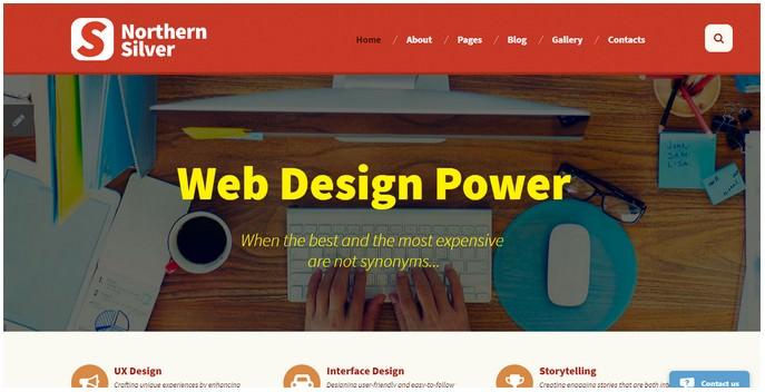Design Studio Joomla Template