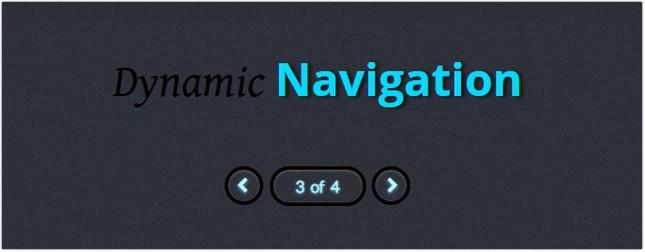 Dynamic Page Controls