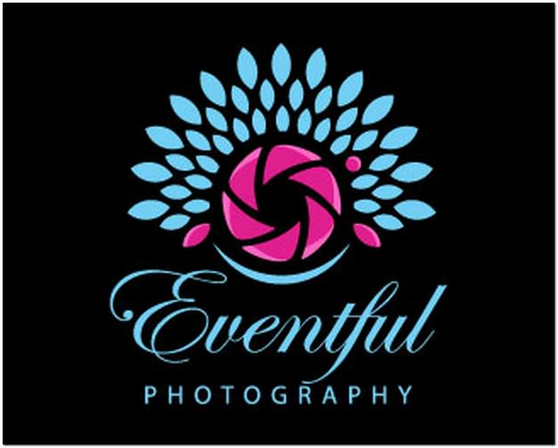 Eventful Photography Logo Design