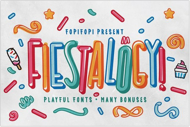 42+ Best Christmas Fonts For Designers 2018 - Templatefor