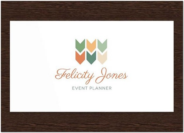 Felicity Jones Event Planner Logo
