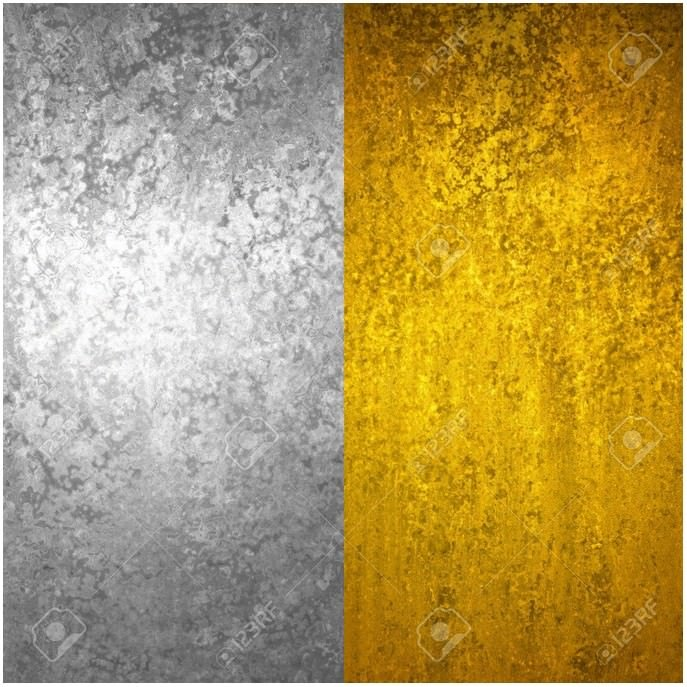 Gold Background Graphic Art Textures