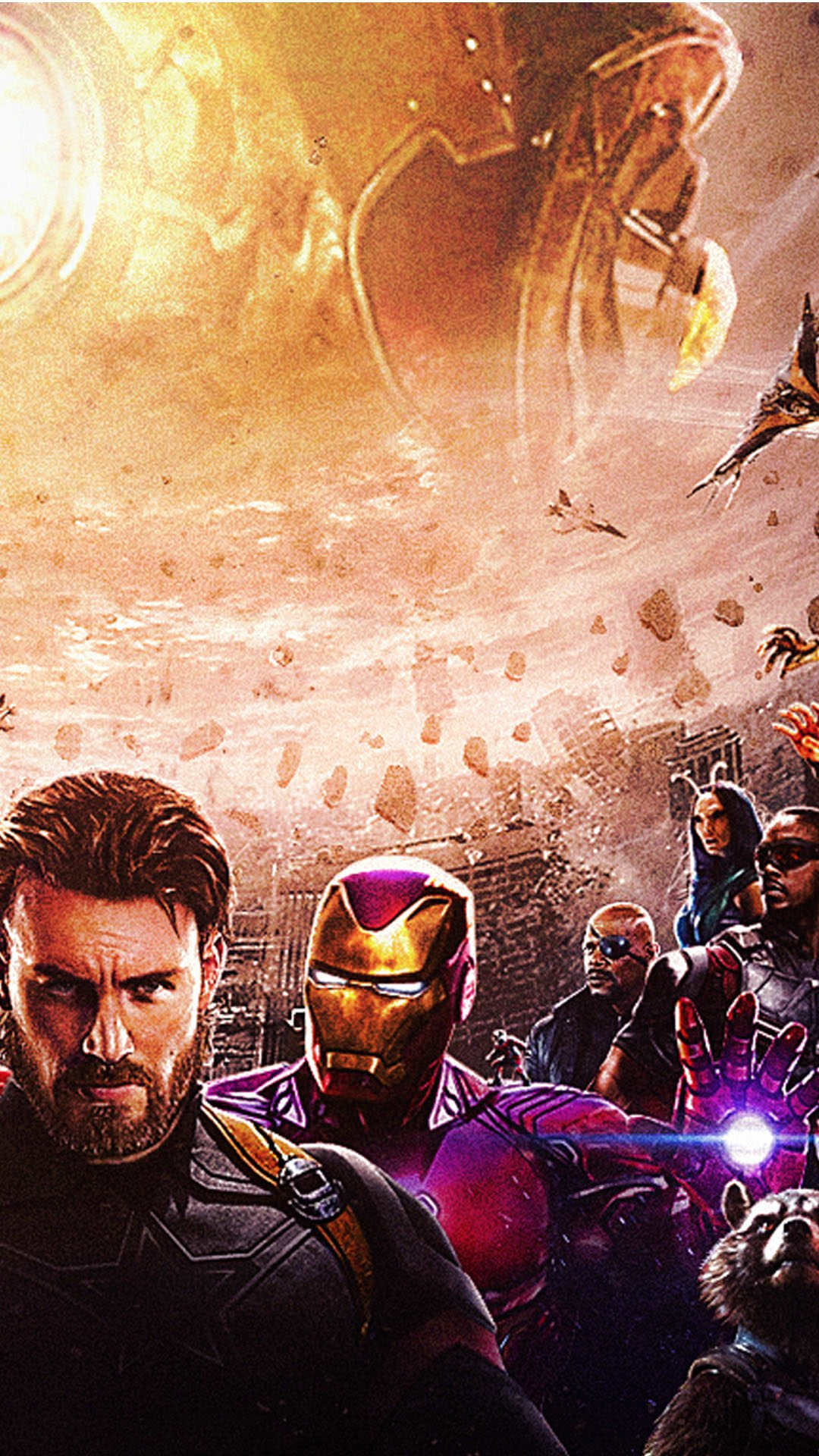 25+ Best Avengers iPhone Wallpapers 2018 - Templatefor