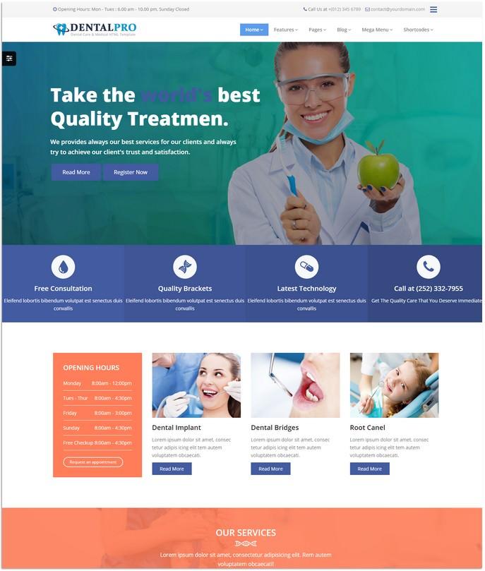 Medical Dental Pro - Medical Health