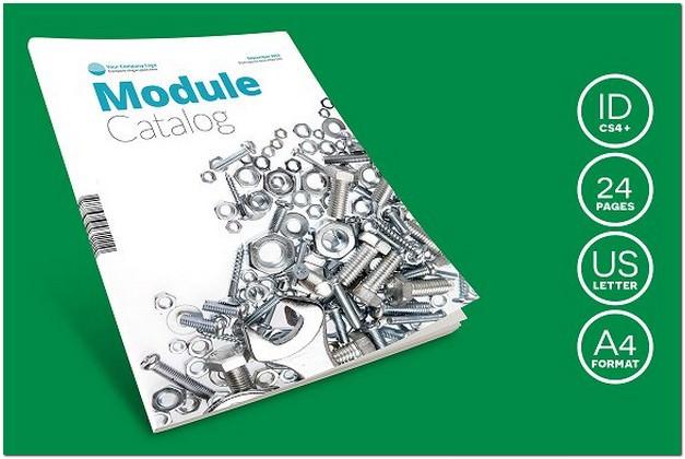 Module Product Catalog brochure