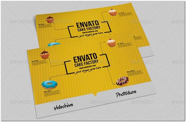 Multipurpose Advertise Leaflet