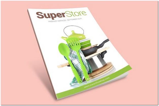 Product Catalog Brochure
