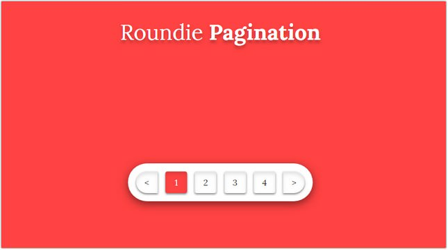 Roundie Pagination