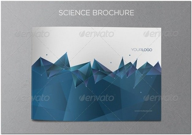 Science Brochure template