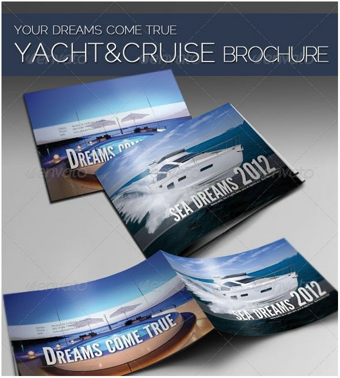 Sea Dreams - Yacht & Cruise Brochure