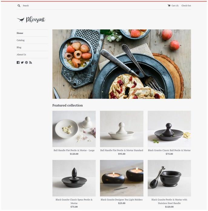 Simple Shopify Free Theme