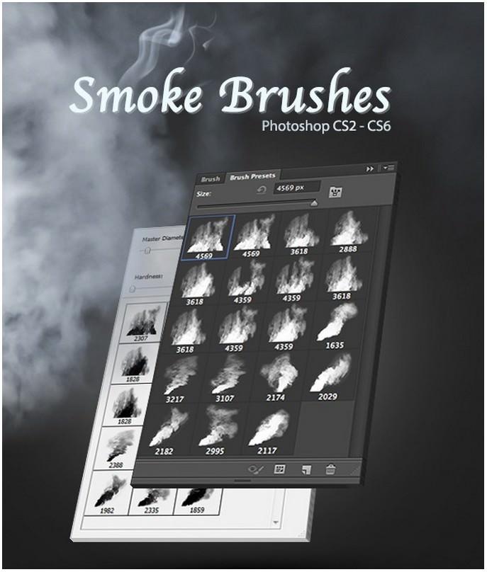 Smoke Brushes Premium