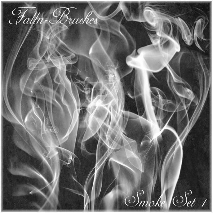 Smoke Brushes Set 1