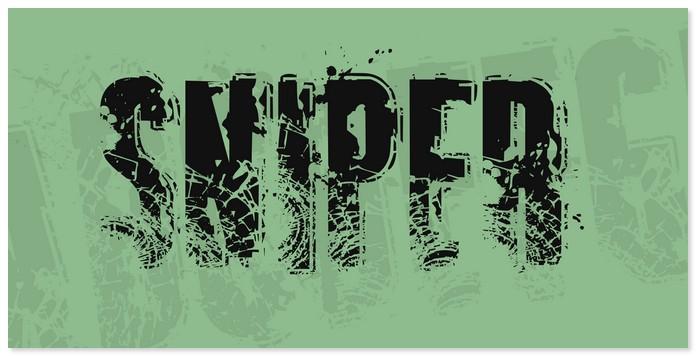 Snipper Font
