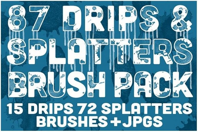 Splatters-Brush-Pack