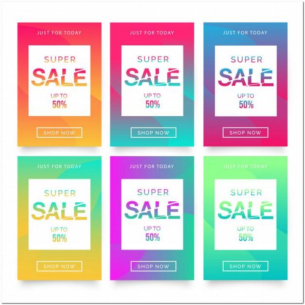 Super Sale Flyer Template