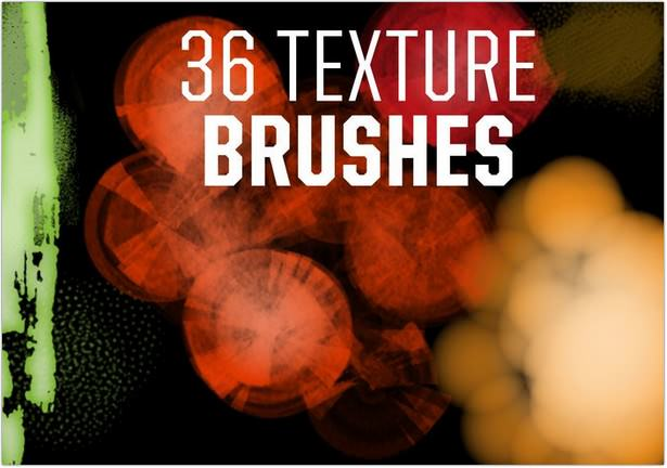 Texture Brushes Set