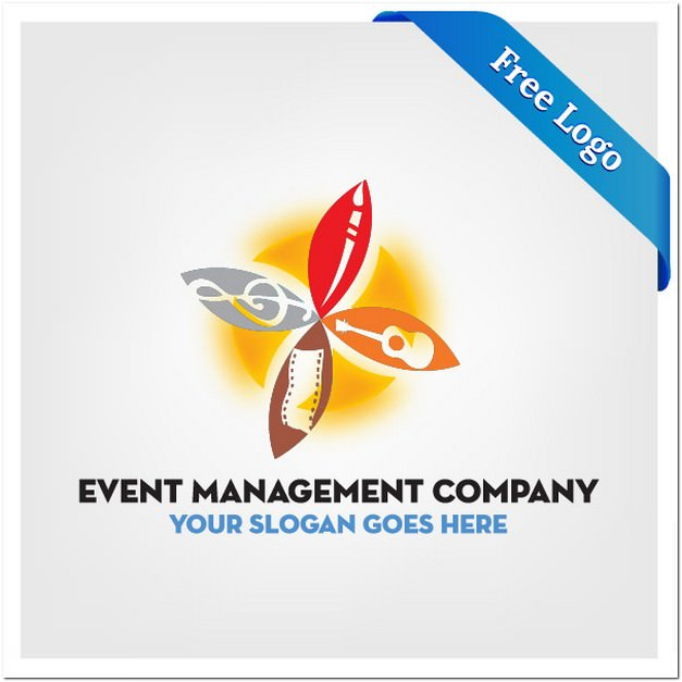 Event Management Company Logo