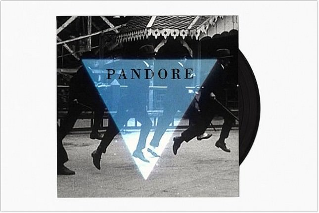 Vinyl Mockup template
