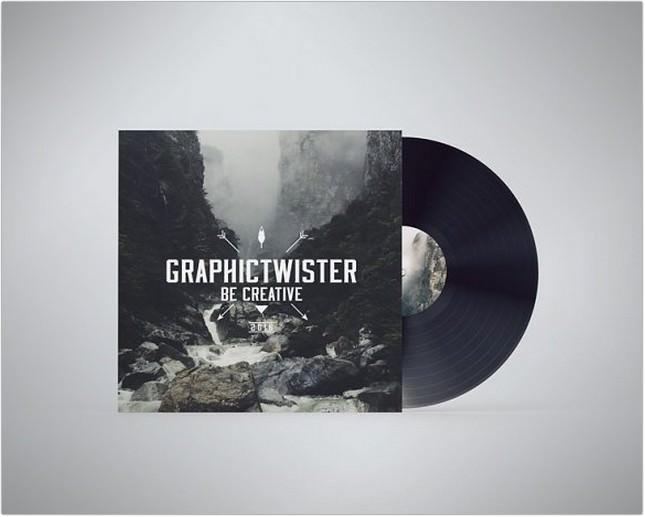 Vinyl PSD
