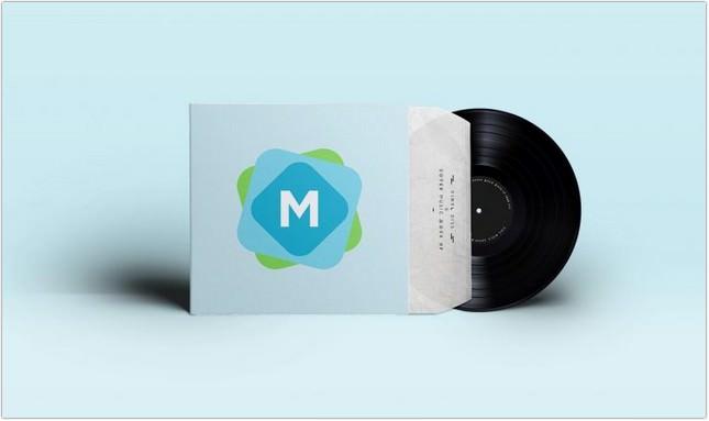 Vinyl Record Cover & Sleeve Mockup