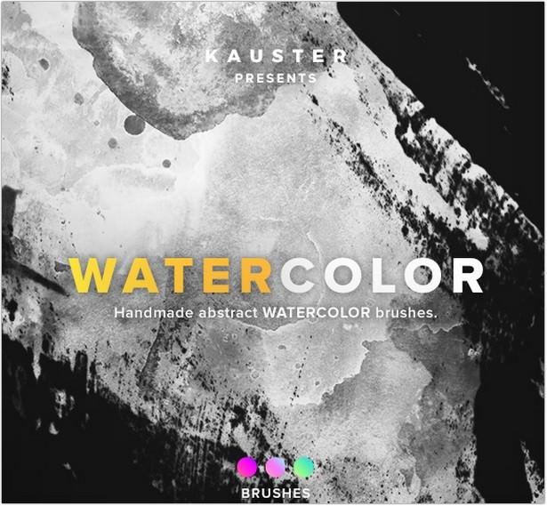 Watercolor Brushe