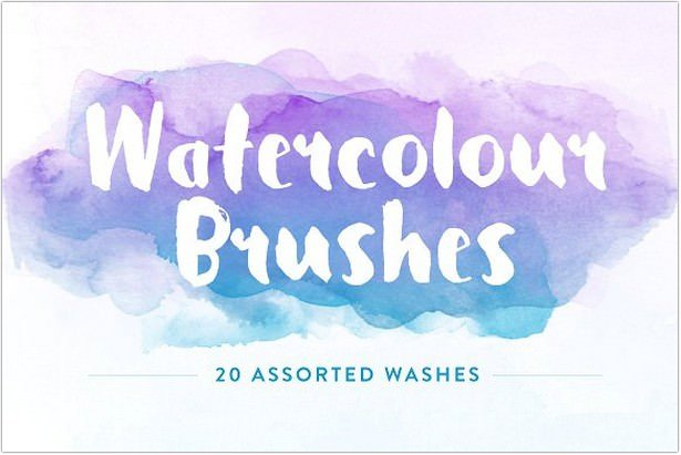 Watercolour Watercolor Brushe