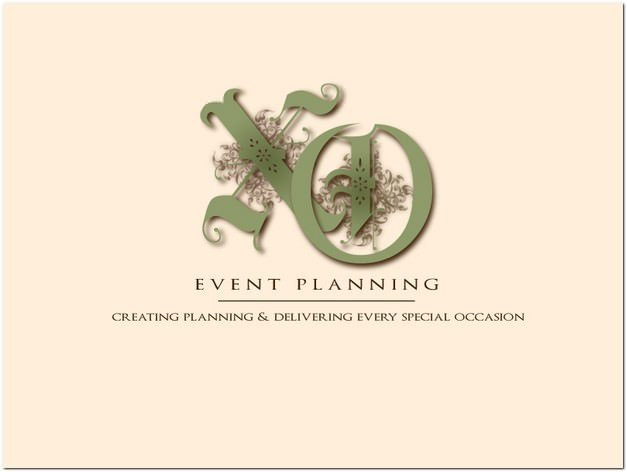 XO Event Planning Logo