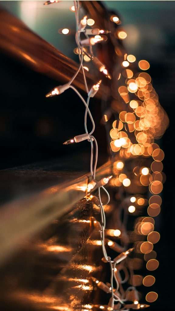 1080 × 1920 Christmas Light iPhone 6 wallpapers