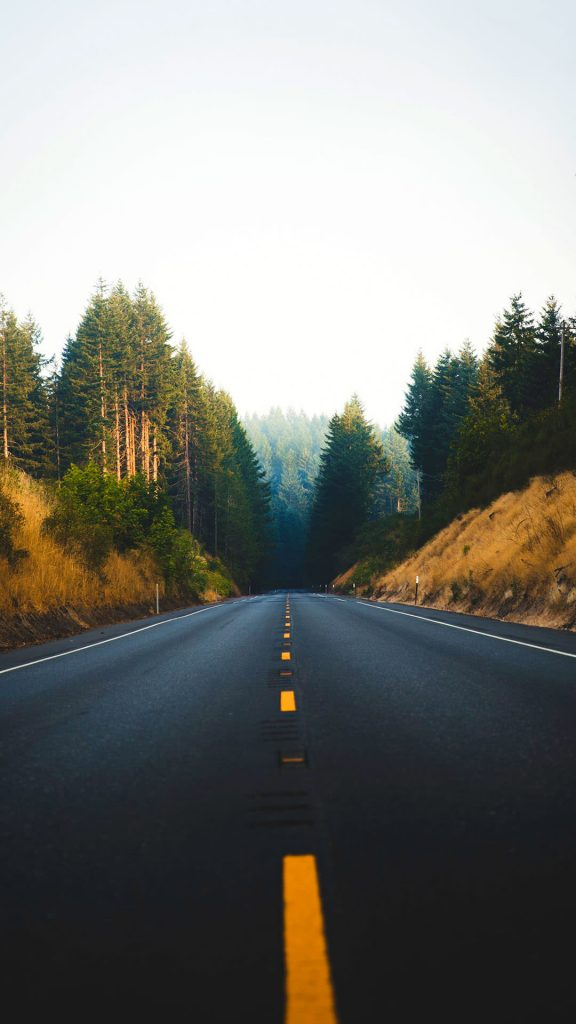 1080 × 1920 Cool Road iPhone 6 Plus Wallpapers