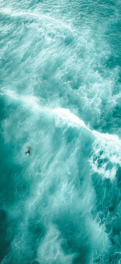 1125 × 2436 Cool surfing iPhone X Wallpapers