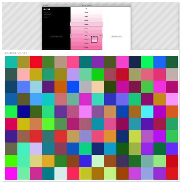 0to255 – A color tool