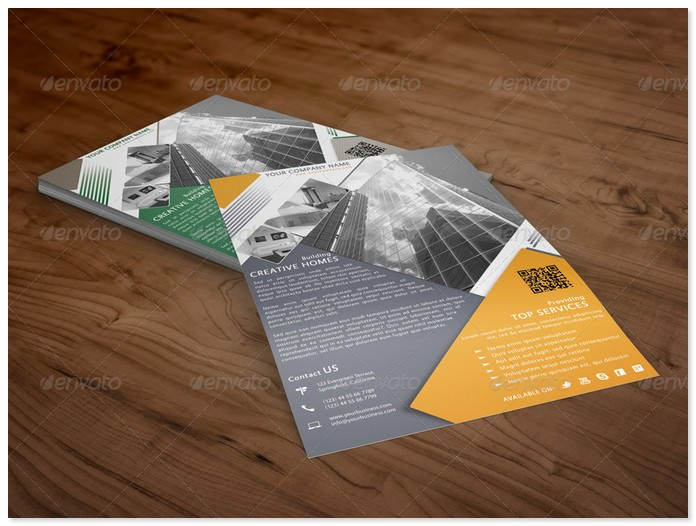 Architecture Flyer Template 09