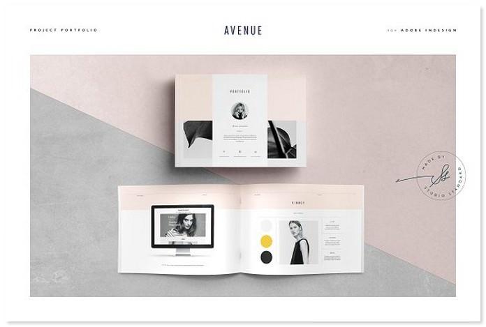 Avenue Portfolio Catalog