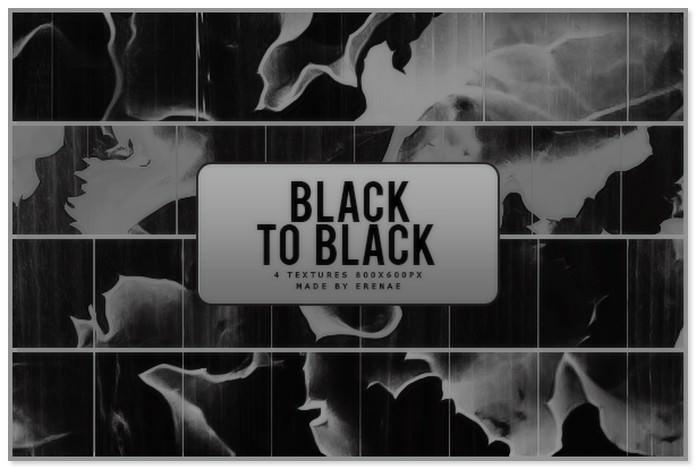 Black To Black Texture Pack