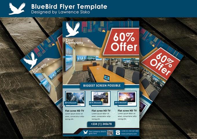 Bluebird Flyer
