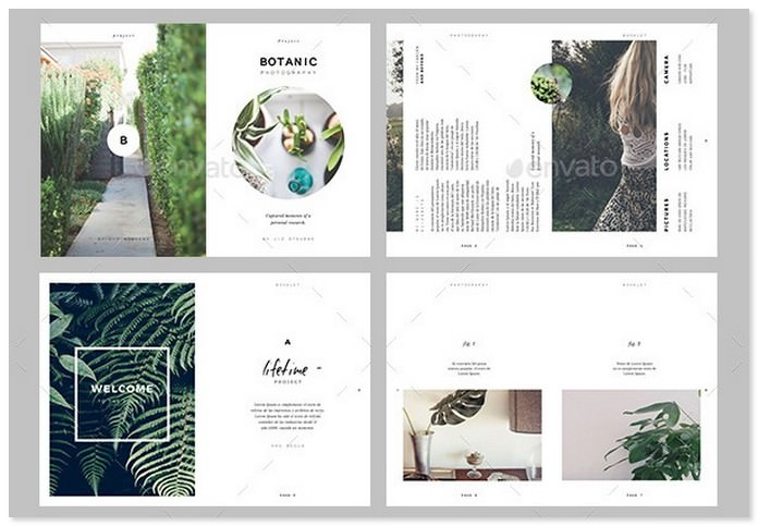 Botanic Multipurpose Creative Portfolio