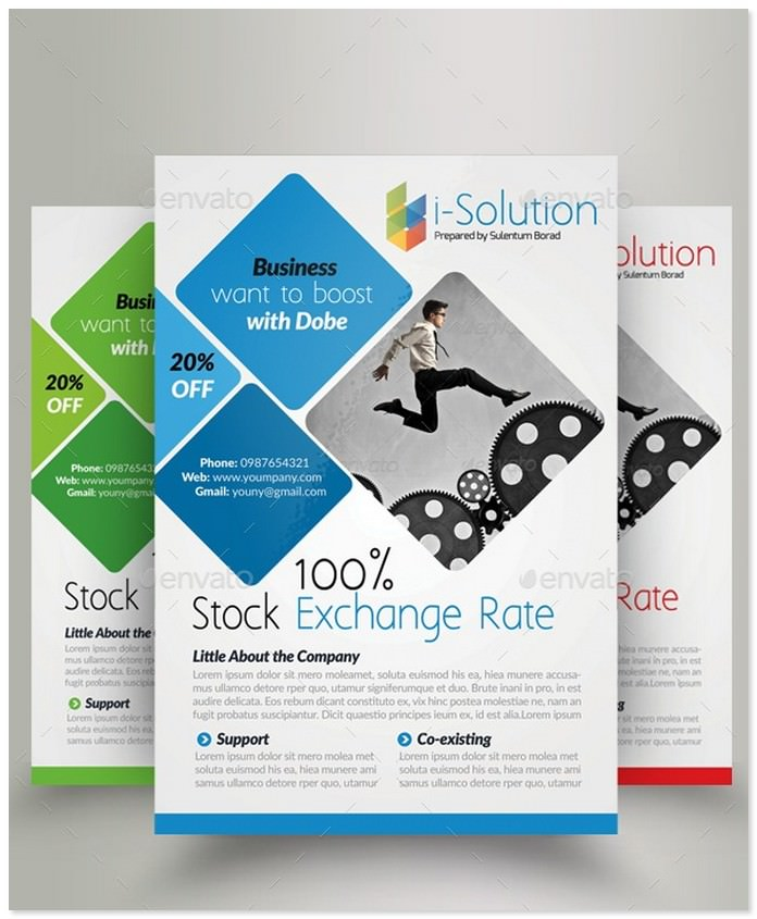 Business Strategy Flyers