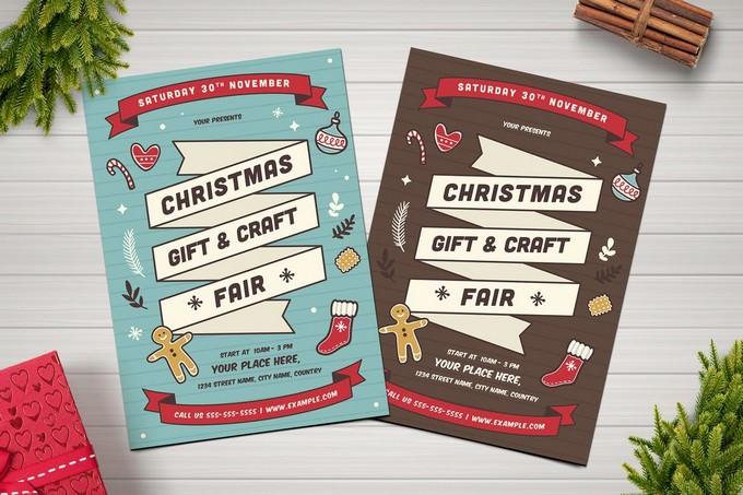 Christmas Fair Flyer
