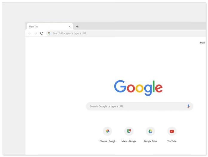 Chrome Desktop Omnibox